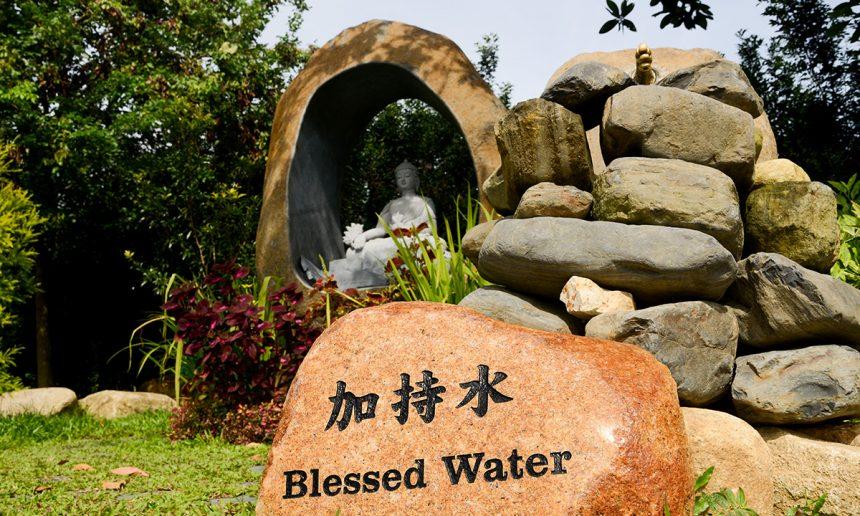 Healing Fountain