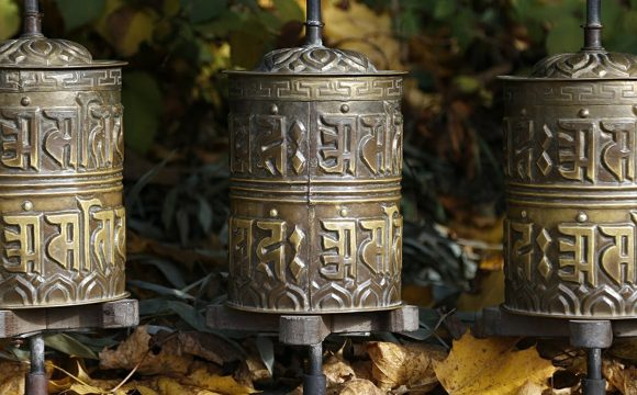 In Need of Prayer Wheels